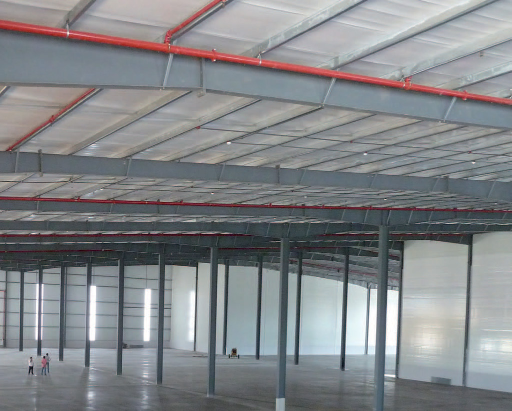 Doval building nave industrial flexible flex iii for Nave industrial
